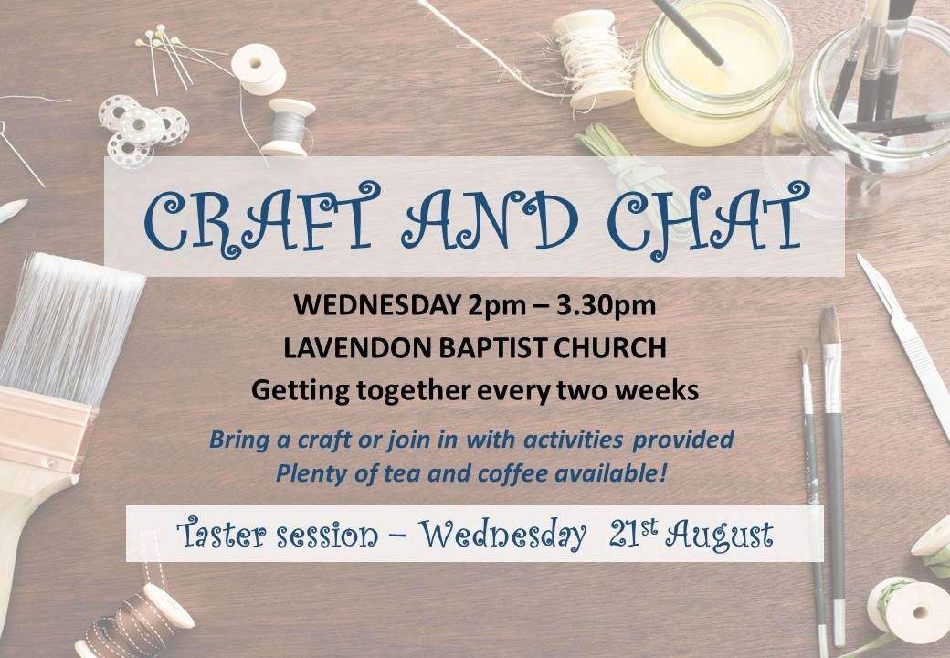 Craft And Chat